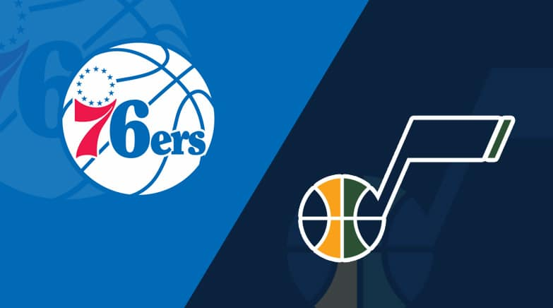 76ers vs jazz - photo #45