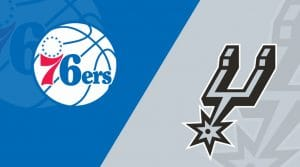 San Antonio Spurs at Philadelphia 76ers 11/22/19: Starting Lineups, Matchup Preview, Daily Fantasy