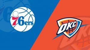 Philadelphia 76ers at Oklahoma City Thunder 2/28/19: Starting Lineups, Matchup Preview, Betting Odds