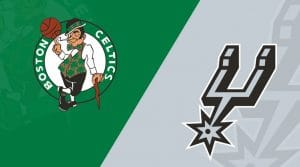 San Antonio Spurs at Boston Celtics 1/8/20: Starting Lineups, Matchup Preview, Daily Fantasy