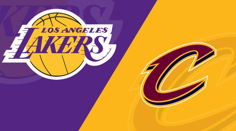 Lakers Vs Cavs >> Los Angeles Lakers Vs Cleveland Cavaliers 01 13 19