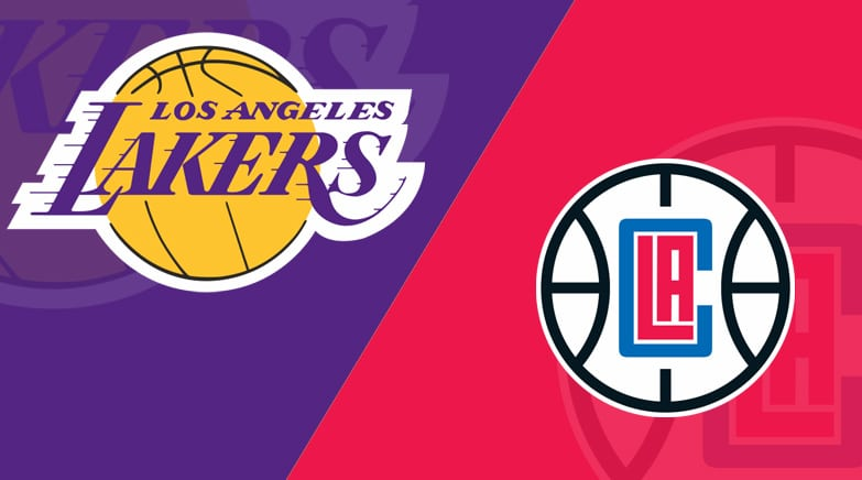 Los Angeles Lakers at Los Angeles Clippers 10/22/19 ...Lakers Vs Clippers