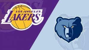 Los Angeles Lakers at Memphis Grizzlies 2/25/19: Starting Lineups, Matchup Preview, Betting Odds