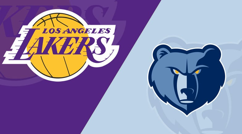 Memphis Grizzlies At Los Angeles Lakers 10 29 19 Starting