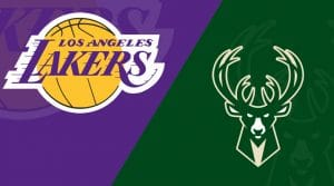 Los Angeles Lakers at Milwaukee Bucks 3/19/19: Starting Lineups, Matchup Preview, Betting Odds