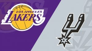 Los Angeles Lakers at San Antonio Spurs 11/25/19: Starting Lineups, Matchup Preview, Daily Fantasy
