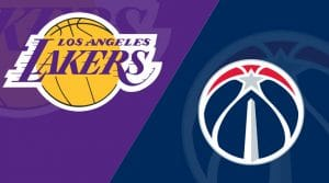 Washington Wizards at Los Angeles Lakers 11/29/19: Starting Lineups, Matchup Preview, Daily Fantasy
