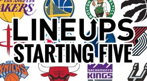 NBA Projected Starting Lineups, Matchups, Injury News – 12/21/18