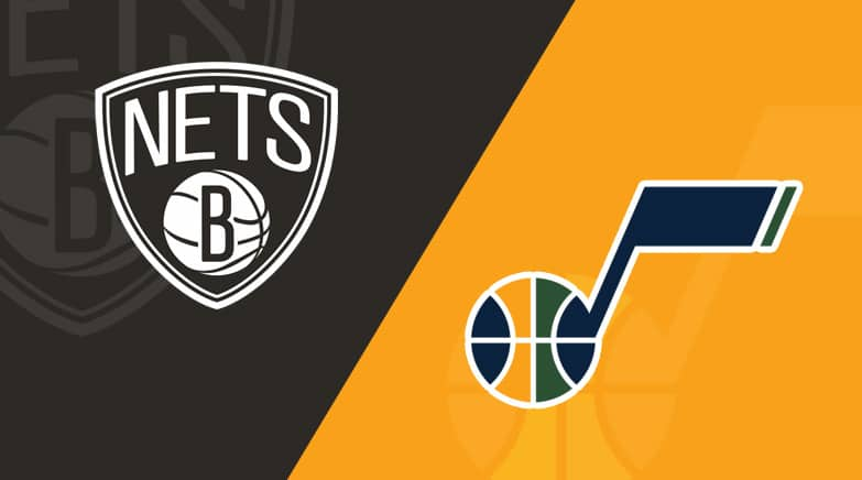 Brooklyn Nets At Utah Jazz 11 12 19 Starting Lineups