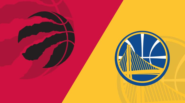 Image result for raptor vs. warriors LOGO