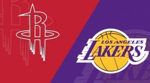 Houston Rockets at Los Angeles Lakers 2/21/19: Starting Lineups, Matchup Preview, Betting Odds