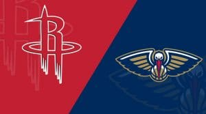 Houston Rockets at New Orleans Pelicans 11/11/19: Starting Lineups, Matchup Preview, Daily Fantasy