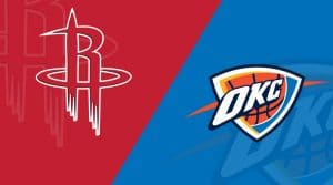 Houston Rockets at Oklahoma City Thunder 4/9/19: Starting Lineups, Matchup Preview, Betting Odds