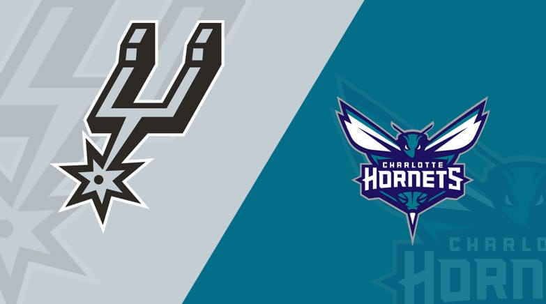 San Antonio Spurs Charlotte Hornets Preview