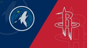 Minnesota Timberwolves at Houston Rockets 3/17/19: Starting Lineups, Matchup Preview, Betting Odds