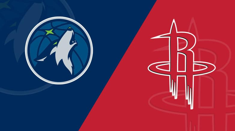Minnesota Timberwolves At Houston Rockets 3 17 19 Starting