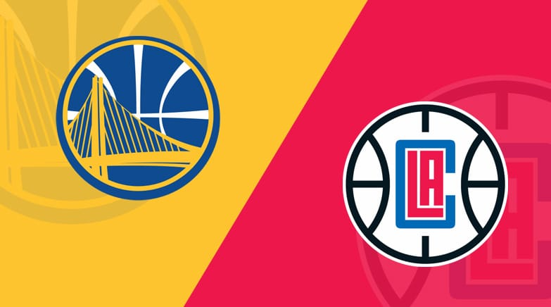 Golden State Warriors vs. Los Angeles Clippers 2019 NBA ...