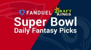 FanDuel & DraftKings Super Bowl Daily Fantasy Picks