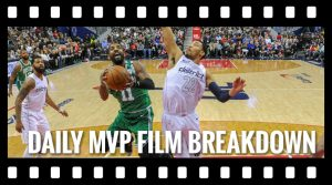 Daily MVP Film Breakdown: Kyrie Irving Rips Memphis Apart