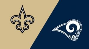 Los Angeles Rams at New Orleans Saints Matchup Preview