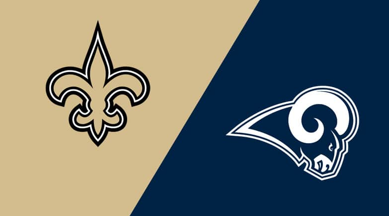 New Orleans Saints At Los Angeles Rams Matchup Preview 9 15