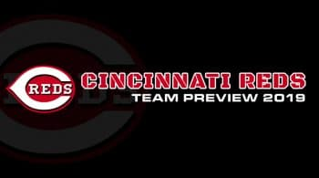 image regarding Cincinnati Reds Printable Schedule named 2019 Cincinnati Reds Setting up Lineup These days