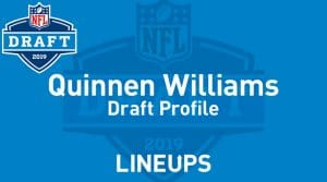 Quinnen Williams DT (Alabama) Draft Profile