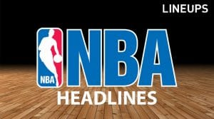 Four NBA Headlines That Aren't About the Los Angeles Lakers