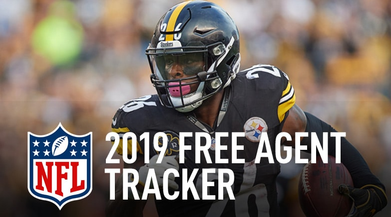 new products 69357 250f8 nfl free agent tracker 2019