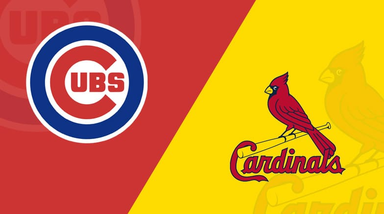 cardinals cubs louis st starting chicago lineups lineup odds betting matchup preview today