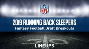 Top 25 Running Back Sleepers: Fantasy Football 2019