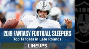 2019 Fantasy Football Sleepers: Top Breakouts Per Position