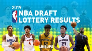 2019 NBA Draft Lottery Results