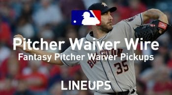 MLB Waiver Wire Pitcher Pickups Week 21