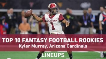 Top 10 Fantasy Football Rookies 2019-20