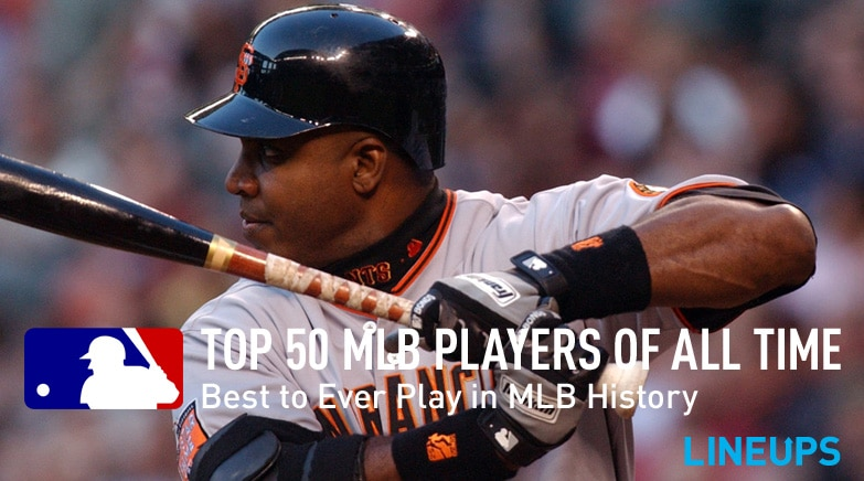 Top 50 Mlb Players Of All Time List Of Best Baseball
