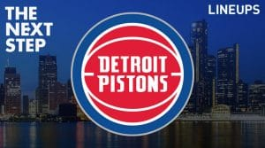 The Next Step: Detroit Pistons