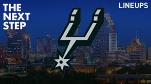 The Next Step: San Antonio Spurs