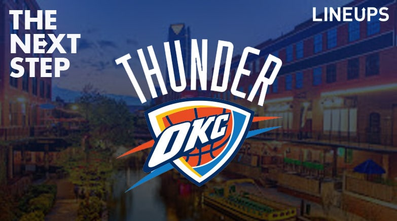 best sneakers c79d6 470af The Next Step: Oklahoma City Thunder