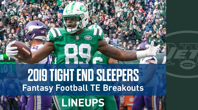 Best Te Fantasy 2019 Top Tight End Sleepers: Fantasy Football 2019