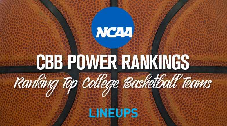 Week 9 College Basketball Power Rankings