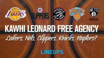 Kawhi Leonard's Looming Free Agency Decision: Comparing the Lakers, Knicks, Nets, Clippers