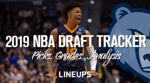 2019 NBA Draft Tracker: Pick Results, Analysis, Grades (Live Updates)