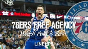 Potential Free Agency Paths for Philadelphia 76ers