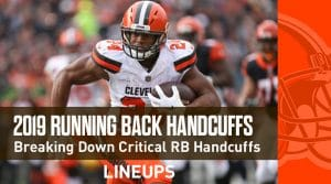 2019 Running Back Fantasy Handcuffs: Backups You Need to Keep an Eye On