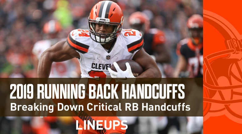 2019 Running Back Fantasy Handcuffs: Backups You Need to