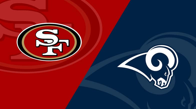 Los Angeles Rams San Fransisco 49ers Matchup Preview 12 21