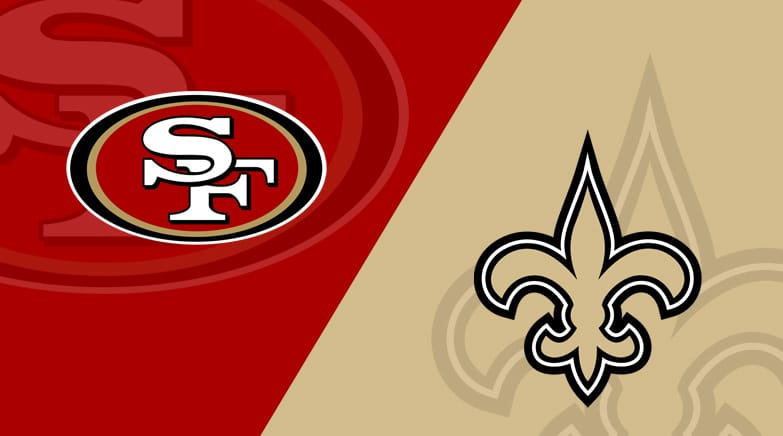 San Francisco 49ers At New Orleans Saints Matchup Preview 12