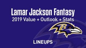 Lamar Jackson Fantasy Football Outlook & Value 2019