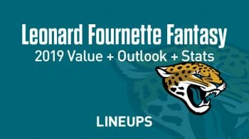Leonard Fournette Fantasy Football Outlook & Value 2019